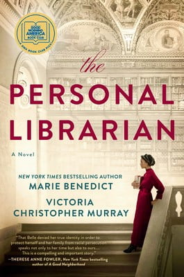 The Personal Librarian Books Review